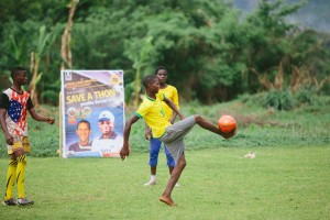 Free community clinic hosted by Logan Lynx. -Osun State 2013