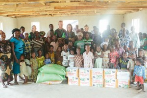 Save-A-Thon Launch Trip Village Assistance. -Osun State 2013